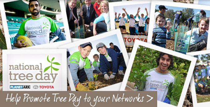 Promote Tree Day