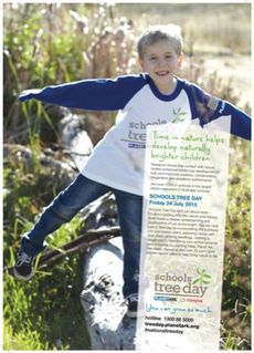 Promote Schools Tree Day