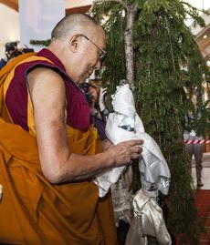 His Holiness the 14th Dalai Lama © Planet Ark