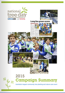 Read the National Tree Day Report