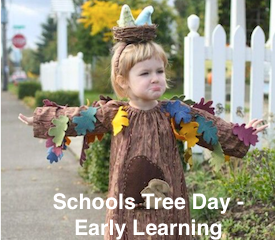 Schools Tree Day lesson plans ELC Unit