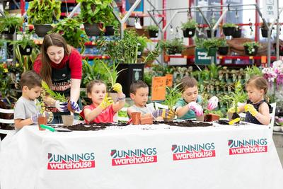 Bunnings Workshops © Claire Bell