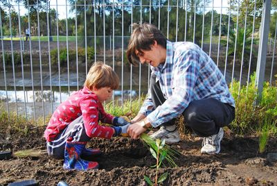 National Tree Day 2008 © Planet Ark