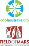 New Cool Australia & Field of Mars Logos © Damian Dabrowski