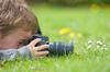 Canon photo in the grass © Canon